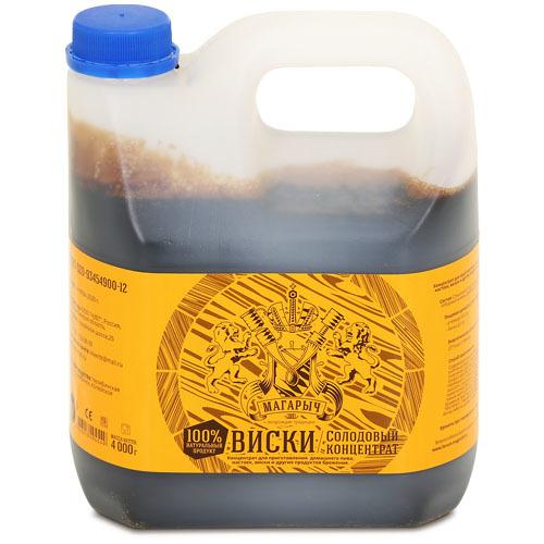 Неохмеленный солодовый экстракт Магарыч 4кг
